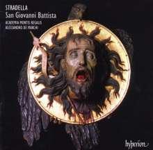 Alessandro Stradella (1642-1682): San Giovanni Battista, CD