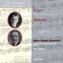 Max Reger (1873-1916): Klavierkonzert op.114, CD