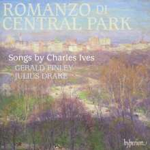 """Charles Ives (1874-1954): 30 Lieder """"Romanzo Di Central Park"""", CD"""