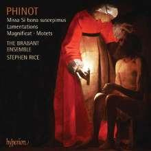 Dominique Phinot (1510-1561): Missa Si bona suscepimus, CD