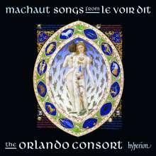 """Guillaume de Machaut (1300-1377): Guillaume de Machaut Edition - Chansons aus """"Le Voir Dit"""", CD"""