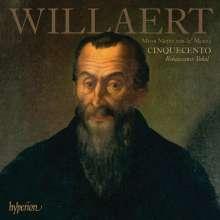 Adrian Willaert (1490-1562): Missa Mente tota, CD