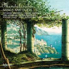 Felix Mendelssohn Bartholdy (1809-1847): Lieder Vol.5, 2 CDs