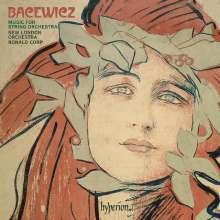 Grazyna Bacewicz (1909-1969): Werke für Streichorchester, CD