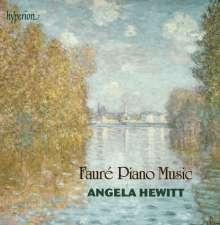 Gabriel Faure (1845-1924): Klavierwerke, CD