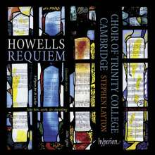 Herbert Howells (1892-1983): Requiem, CD