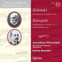 Vladislav Zelenski (1837-1921): Klavierkonzert Es-Dur op.60, CD