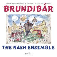 Brundibar - Musik von Komponisten in Theresienstadt (1941-1945), CD