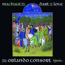 Guillaume de Machaut (1300-1377): Guillaume de Machaut Edition - The Dart of Love, CD