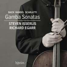 Steven Isserlis - Gamba Sonatas, CD