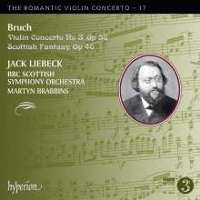 Max Bruch (1838-1920): Violinkonzert Nr.3 d-moll op.58, CD