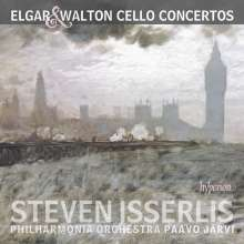 Steven Isserlis - Cellokonzerte, CD