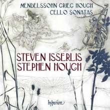 Steven Isserlis - Cellosonaten, CD