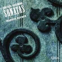 "Julius Reubke (1834-1858): Klaviersonate c-moll ""Der 94. Psalm"", CD"