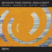 Ludwig van Beethoven (1770-1827): Klaviersonaten Vol.6, CD