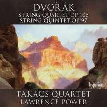 Antonin Dvorak (1841-1904): Streichquartett Nr.14, CD