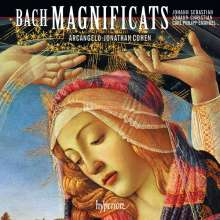 Carl Philipp Emanuel Bach (1714-1788): Magnificat Wq.215, CD
