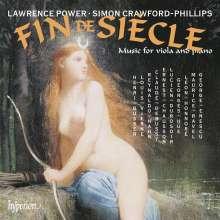 Lawrence Power - Fin de Siecle, CD