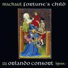Guillaume de Machaut (1300-1377): Guillaume de Machaut Edition - Fortune's Child, CD