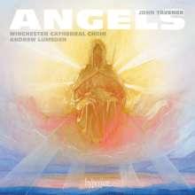 "John Tavener (1944-2013): Chorwerke ""Angels"", CD"