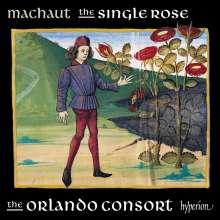 Guillaume de Machaut (1300-1377): Guillaume de Machaut Edition - The Single Rose, CD