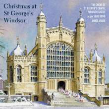 St.Georges Windsor Castle Choir - Christmas at St. George's Windsor, CD