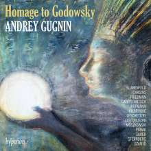 Andrey Gugnin - Homage to Godowsky, CD