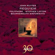 John Rutter (geb. 1945): Requiem, CD