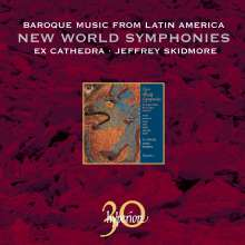 New World Symphonies - Baroque Music from Latin America 1, CD