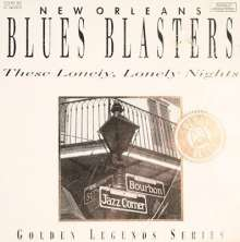 New Orleans Blues Masters: Those Lonely Lonely Nights, CD