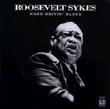 Roosevelt Sykes: Hard Drivin Blues, CD
