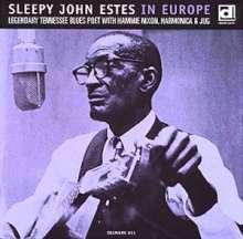 Sleepy John Estes: In Europe, CD