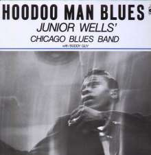 Junior Wells: Hoodoo Man Blues, LP