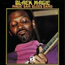 Magic Sam (Samuel Maghett): Black Magic, LP