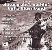 Chicago Ain't Nothing B: Chicago Ain't Nothing B, CD