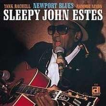 Sleepy John Estes: Newport Blues, CD