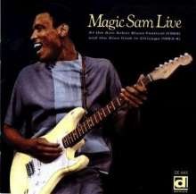 Magic Sam (Samuel Maghett): Live, CD