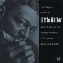 Little Walter (Marion Walter Jacobs): The Blues World Of Little Walter, CD