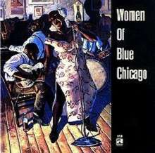 Various Artists: Women Of Blue Chicago, CD