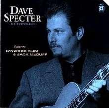 Dave Specter: Left Turn On Blue, CD