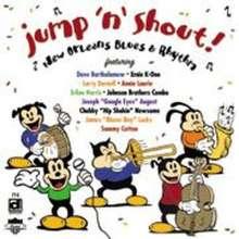 Jump 'N' Shout -25Tr-, CD