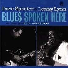 Dave Specter: Blues Spoken Here, CD