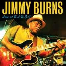 Jimmy Burns: Live At B.L.U.E.S., CD