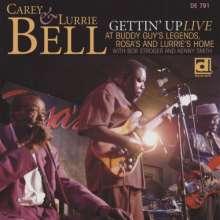 Carey Bell: Gettin' Up, CD