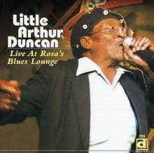 Little Arthur Duncan: Live At Rosa's Lounge 2007, CD