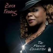 Zora Young: French Connection, CD