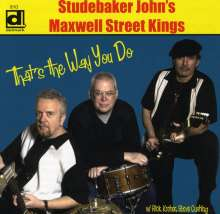 Studebaker John: That's The Way You Do, CD