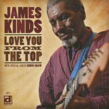 James Kinds: Love You From The Top, CD