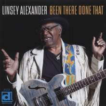Linsey Alexander: Been There Done That, CD