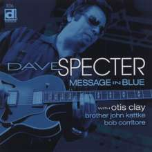 Dave Specter: Message In Blue, CD